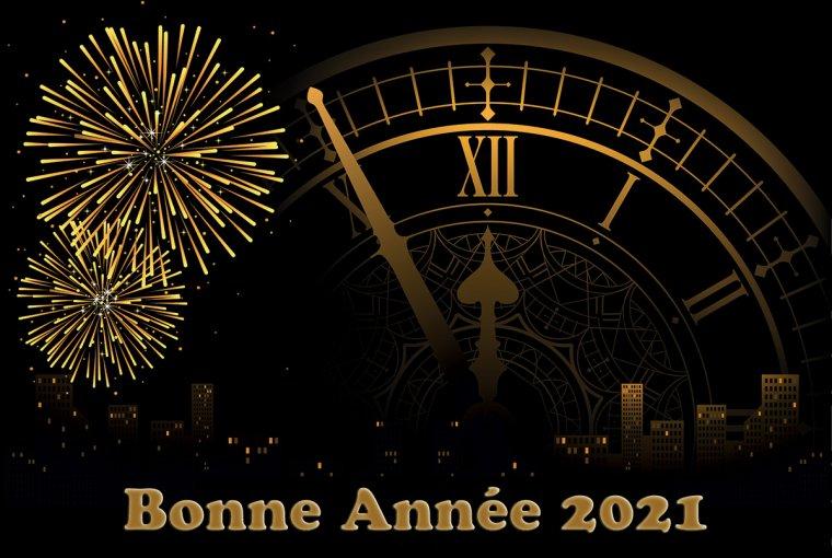 JE VOUS SOUHAITE MES AMIS(ES) POUR CETTE NOUVELLE ANNÉE 2021 PRENEZ SOINS DE VOUS ...