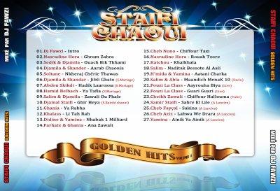 Dj Fawzi - Staifi Chaoui Golden Hits 2012