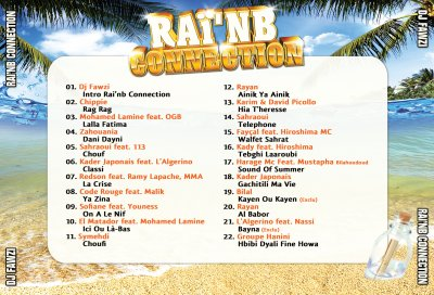 Dj Fawzi - Rainb Connection 2012