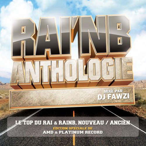 Dj Fawzi - Rainb Anthologie (2013 / 2014)