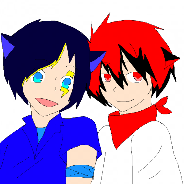 Hitori et Sora