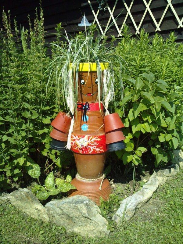 le plus grand .... le gardien de mon jardin