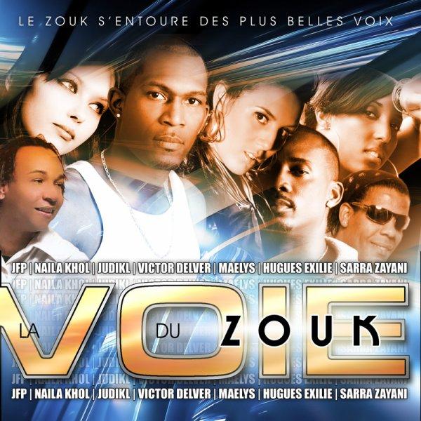"""LA VOIE DU ZOUK / MAELYS """"ENVOUTEE"""" (FEAT GOLDY CRAIGS)  (2011)"""