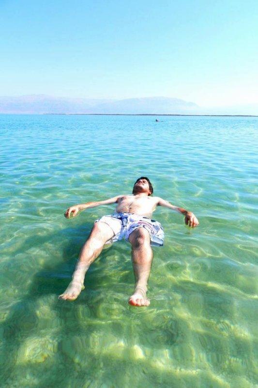 Mer Morte,Israel