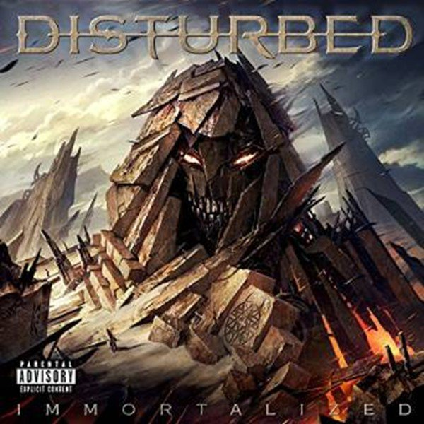Immortalized (Deluxe Version) / Disturbed - The Sound Of Silence (2015)