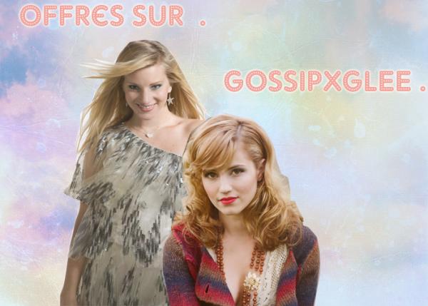 GossipxGlee .