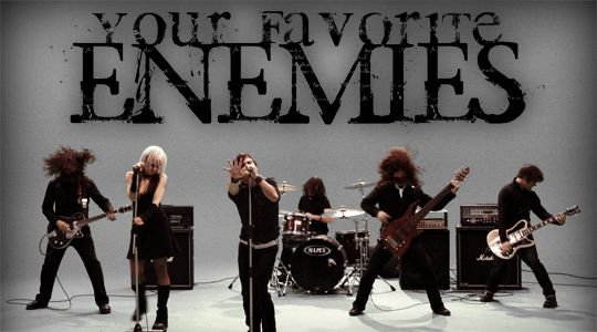 Artiiicle Numéro 2. ; Your Favorite Enemies