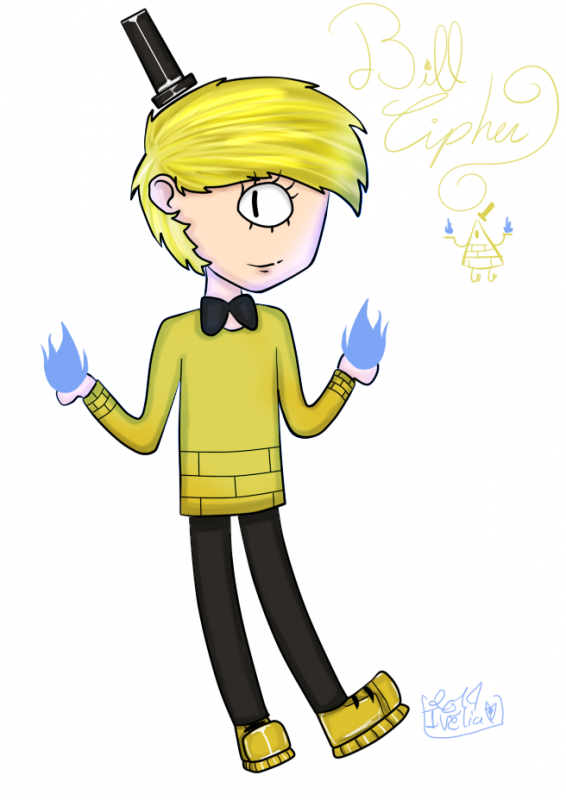 #1 : Bill Cipher