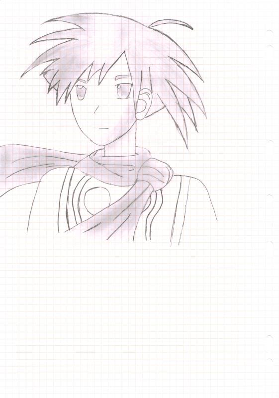 A nouveau des dessin tous fait par moi ;)