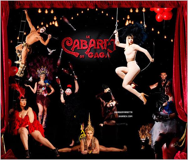 .  Comme y'a pas beaucoup de news sur Gaga ces temps-ci, j'ai décidé d'organiser un petit jeu. Le but est simple : trouver les différences entre les deux photos ! Il y en a 6 en tout. Difficulté : facile. .