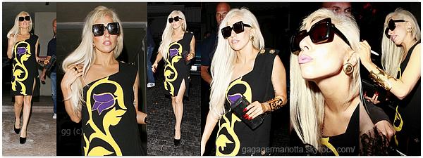 . 10/08/11 | LG a été vue hier soir quittant les restaurant « Crustacean » à Beverly Hills.  ♦ Elle est trop belle ! Perso je lui donne un top sans hésiter. Et toi ?