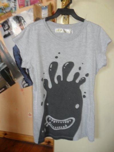 JE VEND : Tee-shirt Zara FDPC , 12 noix de coco ! Taille M .