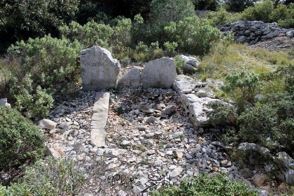 Les trésors du pioch Monier