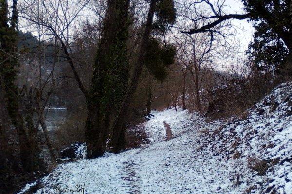 L'hiver !