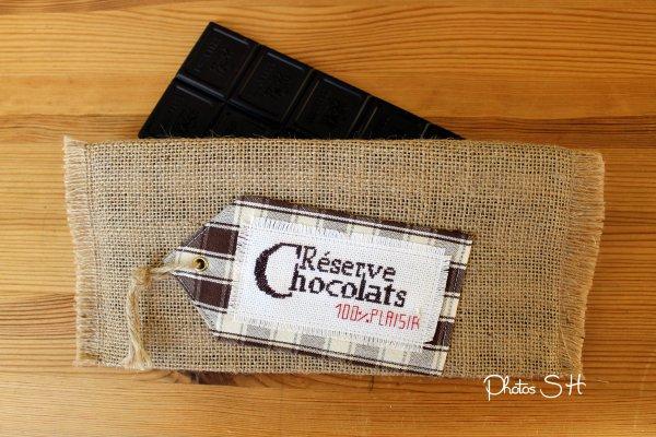 Fan de chocolat !