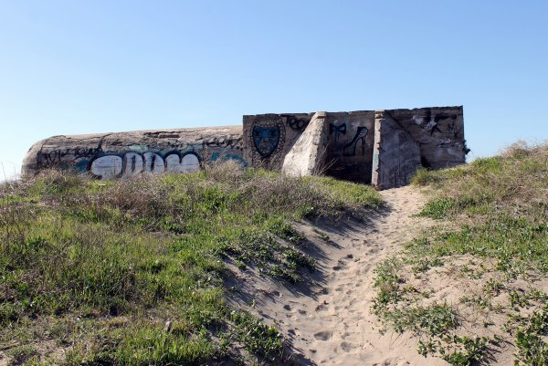 Agde 34  la Tamarissière randonnée