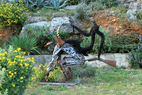 Sculpture explicite !
