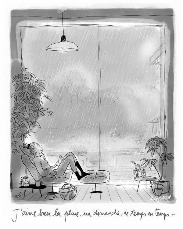 dimanche pluvieux
