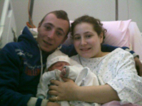 mon frère ,moi et mon fils lucas
