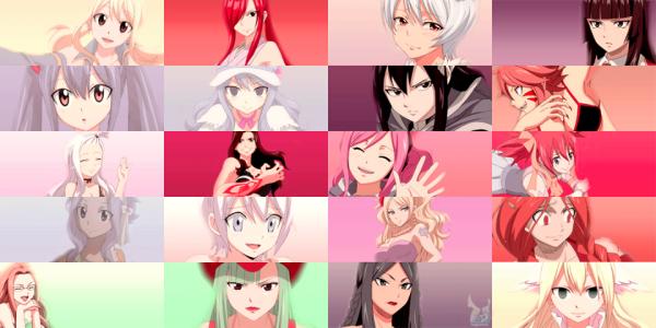 La/les quelles préférez-vous ??