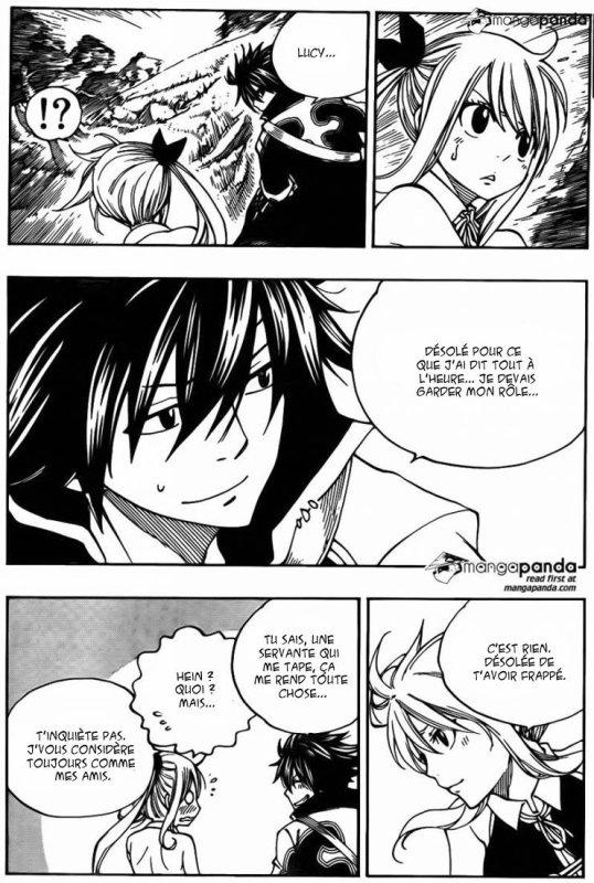Scans 429/430 : Fairy Tail spéciale GreyLu