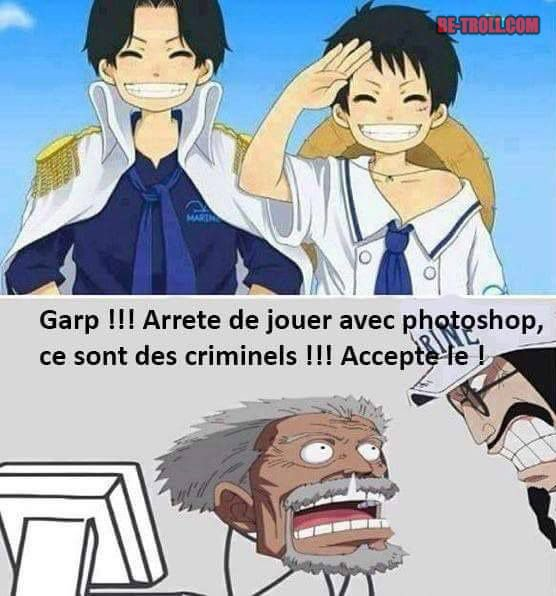 Photoshop & Garp