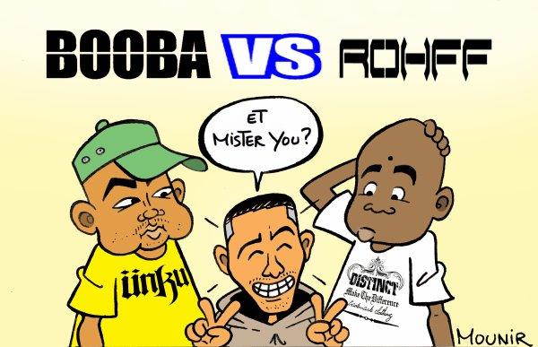 Booba VS Rohff