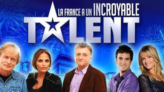 "mercredi en direct sur M6 ""la France a un incroyable talent"""