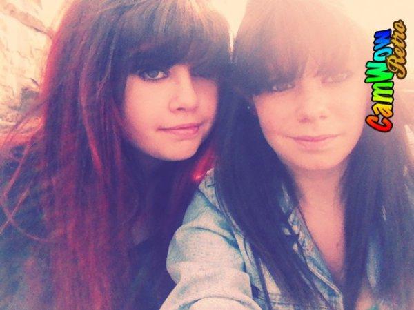 Leah et Audrey ♥