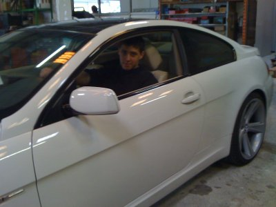 ma futur voiture lol