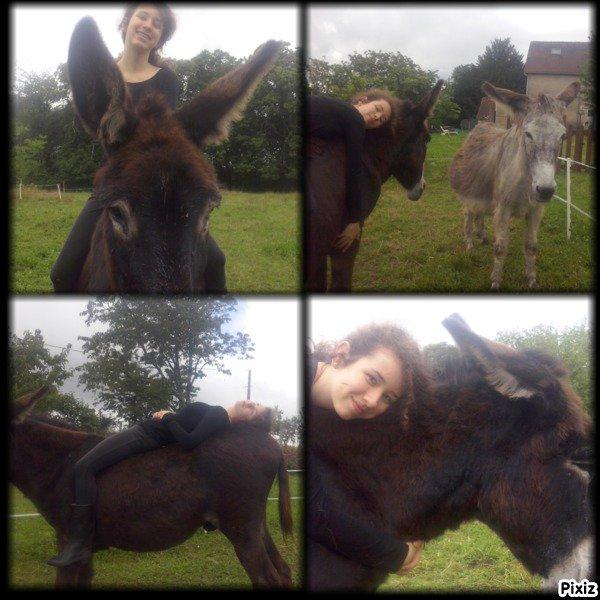 L'âne de ma vie!!!! <3 :-*