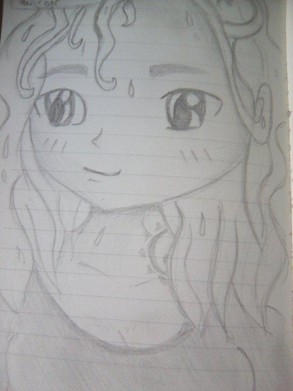 cc, voici un  petit dessin que  j'ai fait j'espère qu'il vous  plaira😘