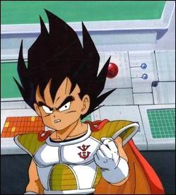 Vegeta Petit Dragon Ball Z
