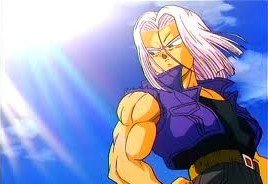 Trunks Ado Dragon Ball Z