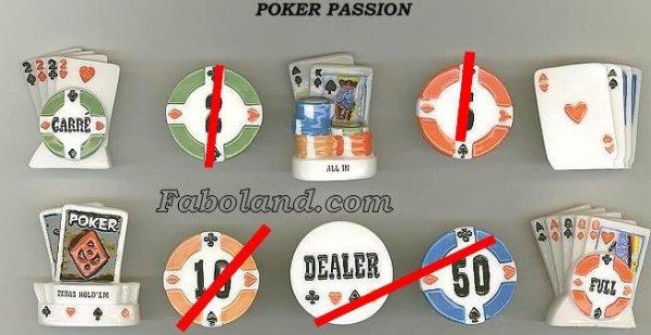 Poker passion