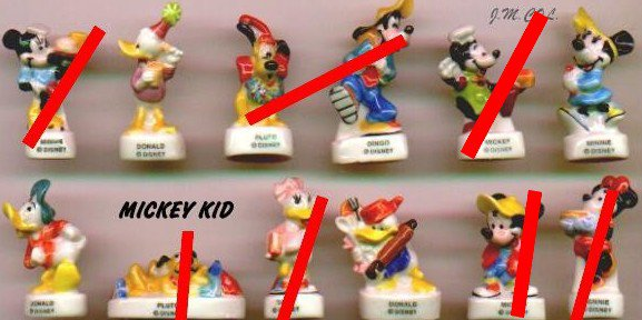 mickey kid brillant
