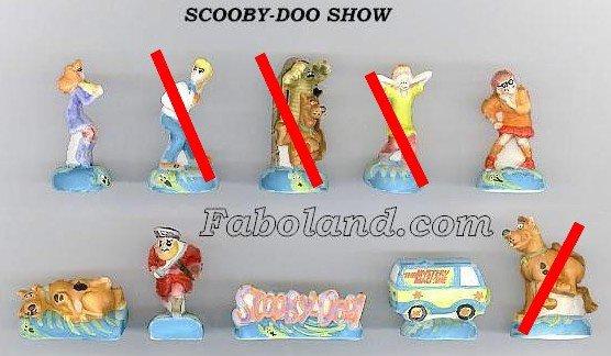 Scooby doo show