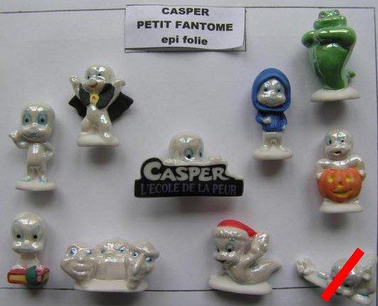 Casper recherche