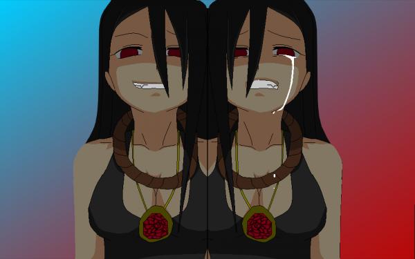 Personnage en IRL : Darkness Mūnsutōn
