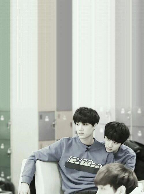 Let's talk about love #kaisoo