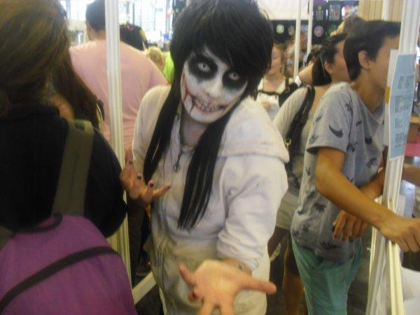 mon samedi a japan expo (bon sa fais longtemps qu'il devait sortir)