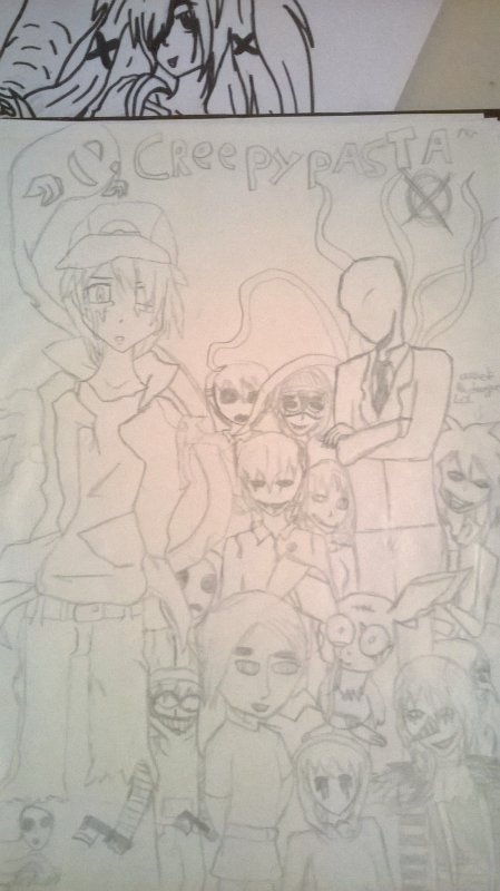 creepypasta family ^w^