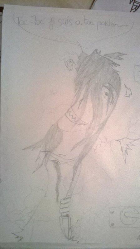 je me suis amusé à la dessiné ^w^