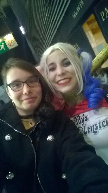 pgw !! Harley Quinn et moi