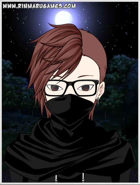 Saphir killer sans son masque