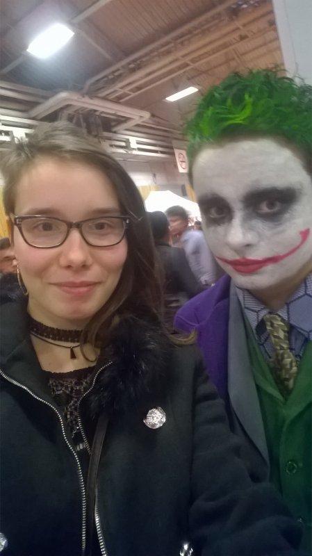 le joker enfin l'ancien joker  ^w^