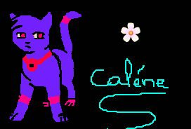 caléne (perso guerre des clans)