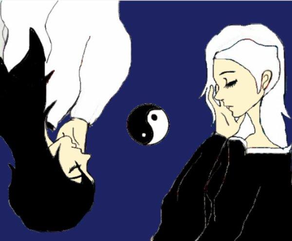 Saphir killer et Hina Ayame