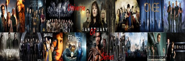 Univers of Séries