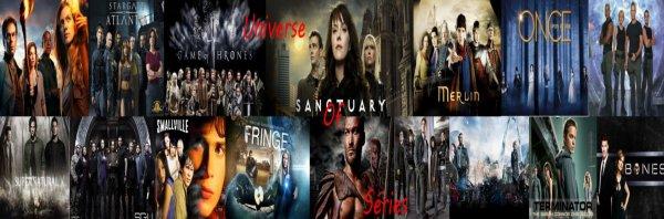 Univers of Séries